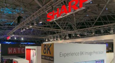 Sharp lanzará la pantalla de colaboración con Windows Premium en ISE 2019