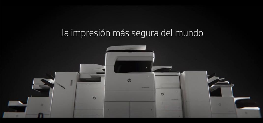 HP - Copiadoras Innovadas - Multifunción - Seguridad