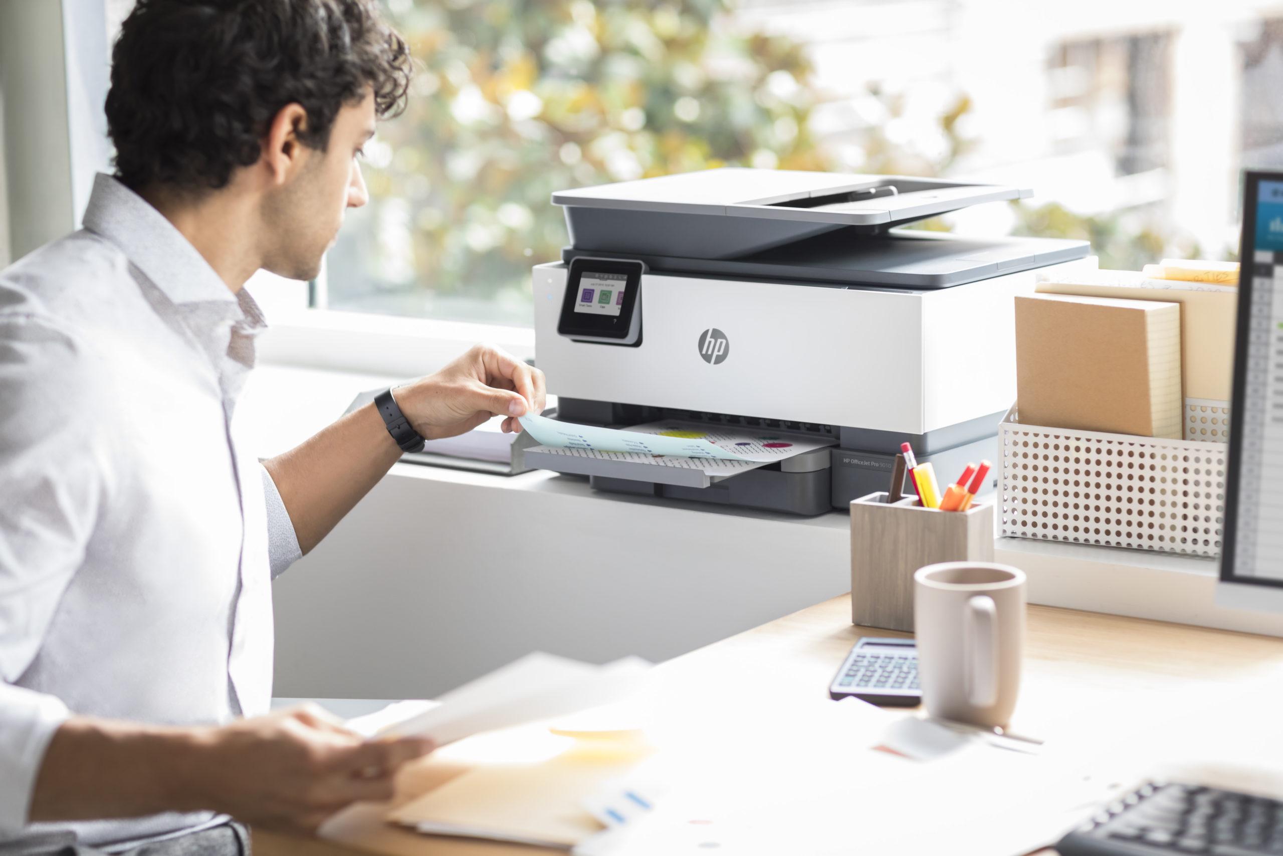 HP apuesta por una gestión eficiente de documentos en el teletrabajo